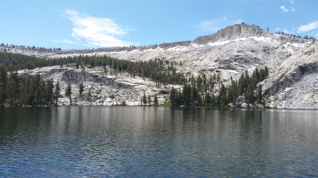 Halfmoon Lake Backcountry